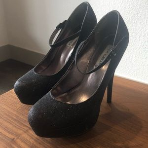 🖤Sparkly Steve Madden Mary Jane Pumps🖤